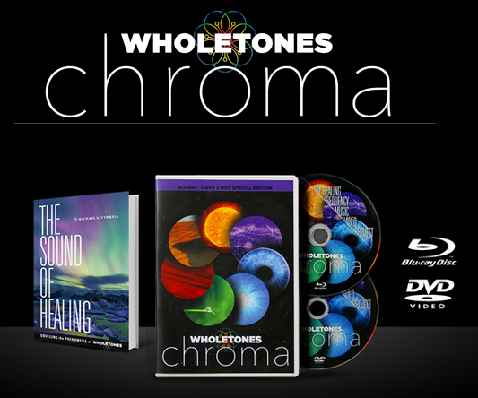 Wholetones Chroma - Healing Music