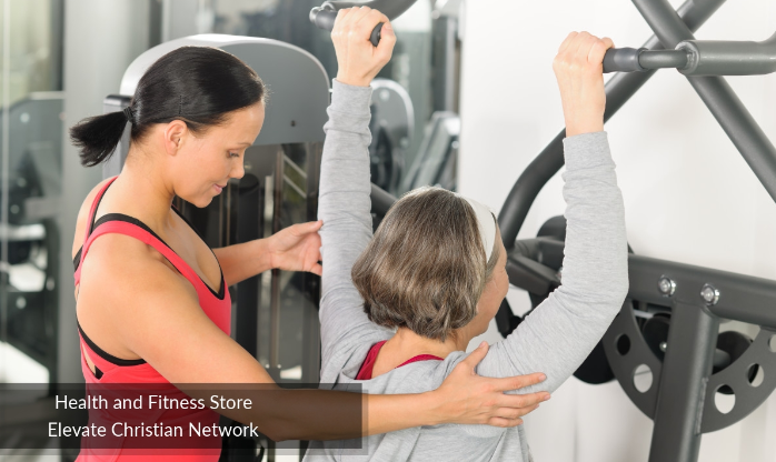 Health and Fitness Store - Elevate Christian Network - Healthy Lifestyle Resources