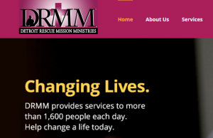 Detroit Rescue Mission Ministries | Changing and Rebuilding Lives – Detroit, Michigan