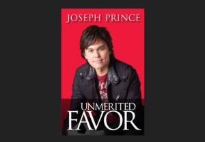 Christian Book: Unmerited Favor by Pastor Joseph Prince