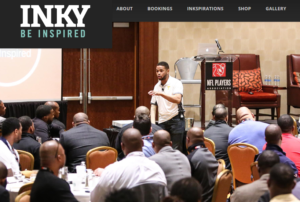 Inky Johnson Overcame Adversity and Now Inspires Others To Achieve Their Dreams