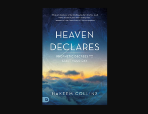 "Christian Book: ""Heaven Declares"" by Dr. Hakeem Collins 