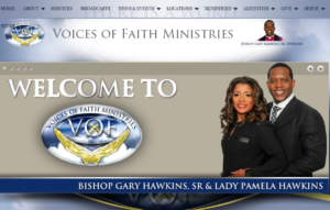 Voices of Faith Ministries Channel | Changing Lives by Faith – Bishop Gary Hawkins, Sr.