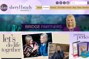 Sheryl Brady Ministries | Potter's House of North Dallas, Texas