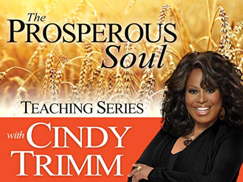 Dr. Cindy Trimm - The Prosperous Soul Teaching Series