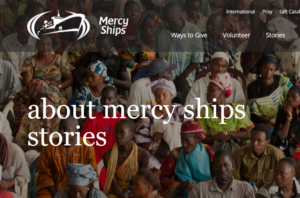 Mercy Ships: Bringing Hope and Healing to the Poor and Forgotten