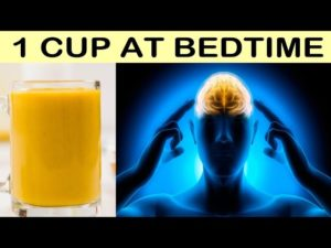 1 CUP OF TURMERIC MILK AT BEDTIME AND SEE WHAT HAPPENS TO YOUR BRAIN & BODY –  Dr Mandell