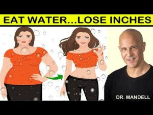 EAT WATER!  BURN BELLY FAT, LOSE INCHES,  LOSE WEIGHT WITHOUT HUNGER – Dr Alan Mandell, DC