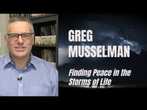 Feeling Stressed: How to Find Peace in the Storms of Life
